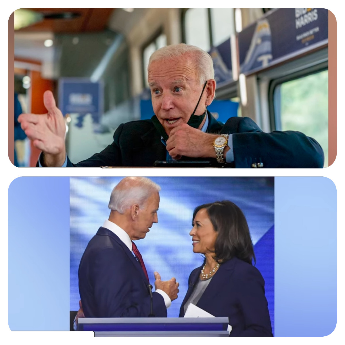 Biden Health Issues in 2021