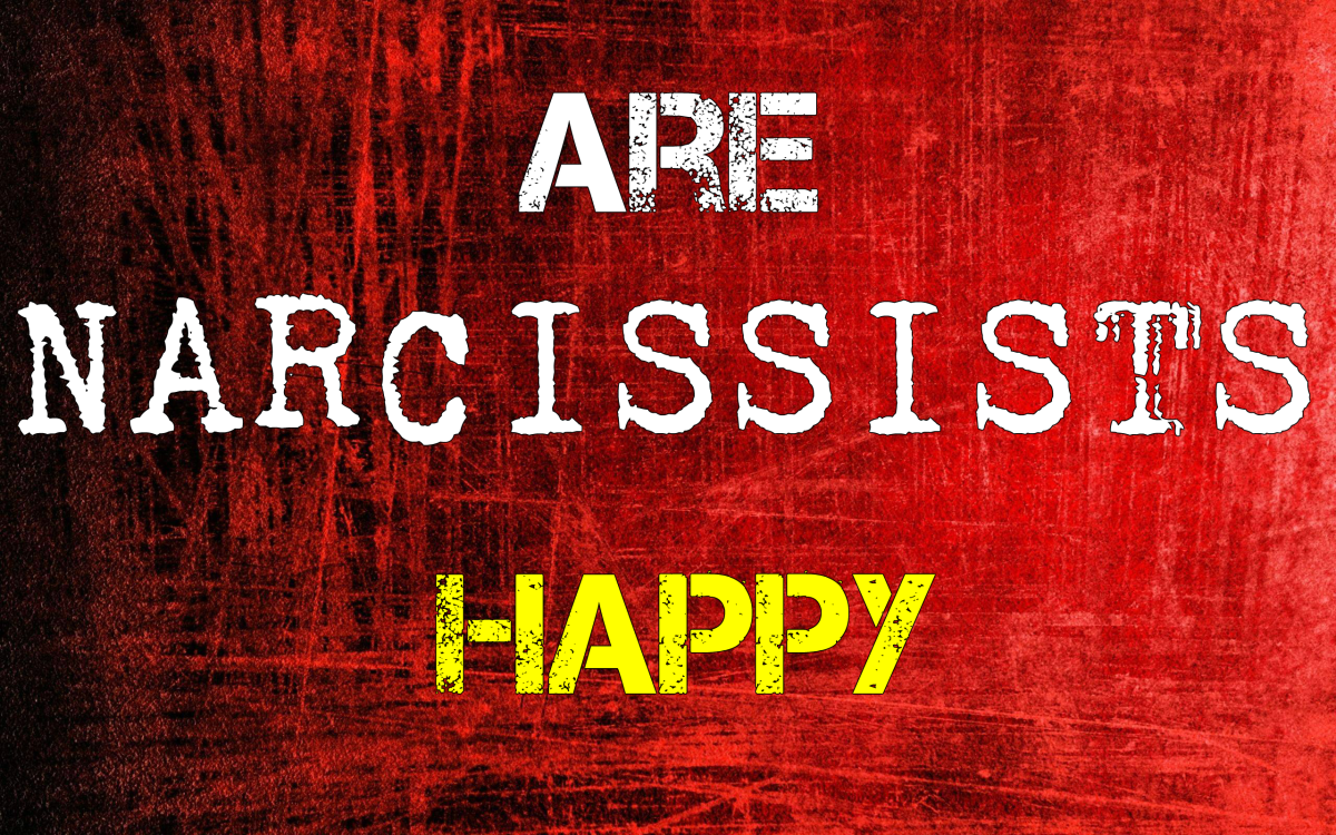 Are Narcissists Happy?