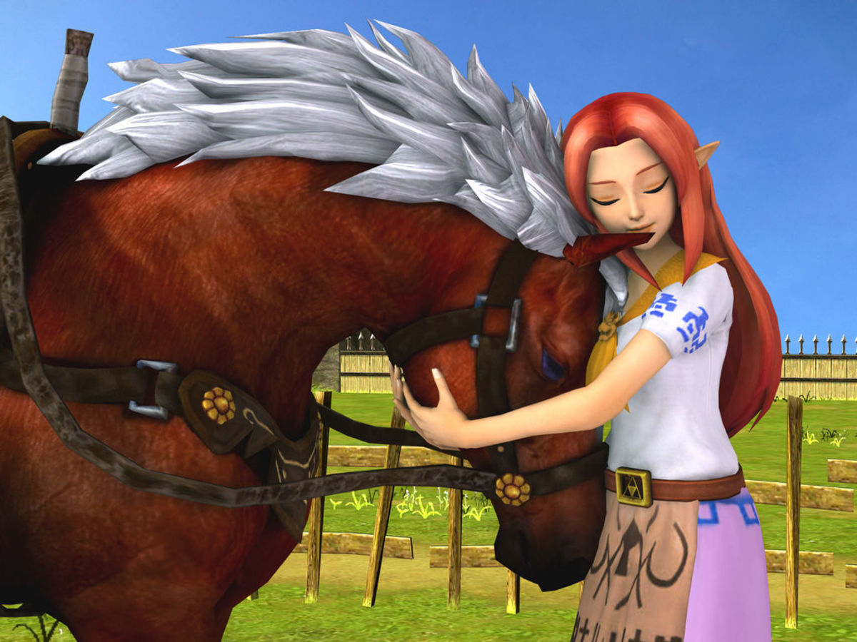 Epona and Malon