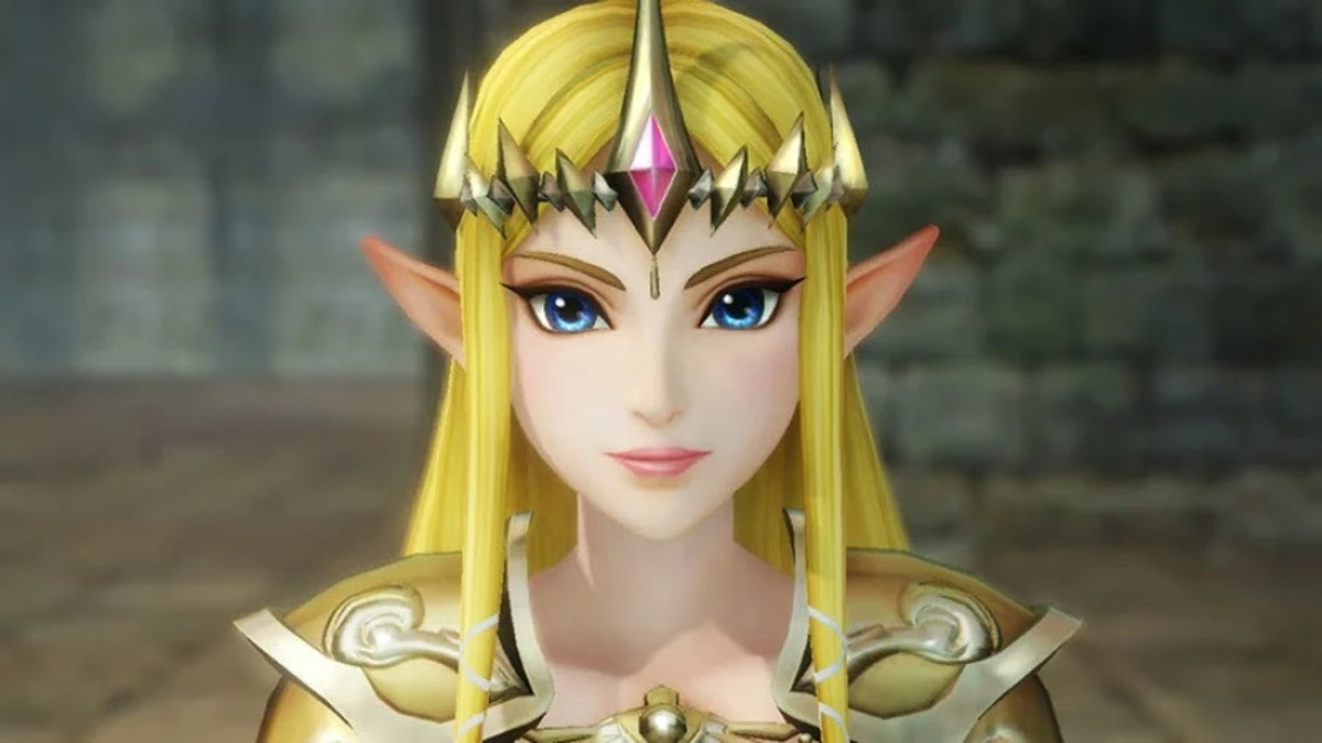 Princess Zelda (blonde)