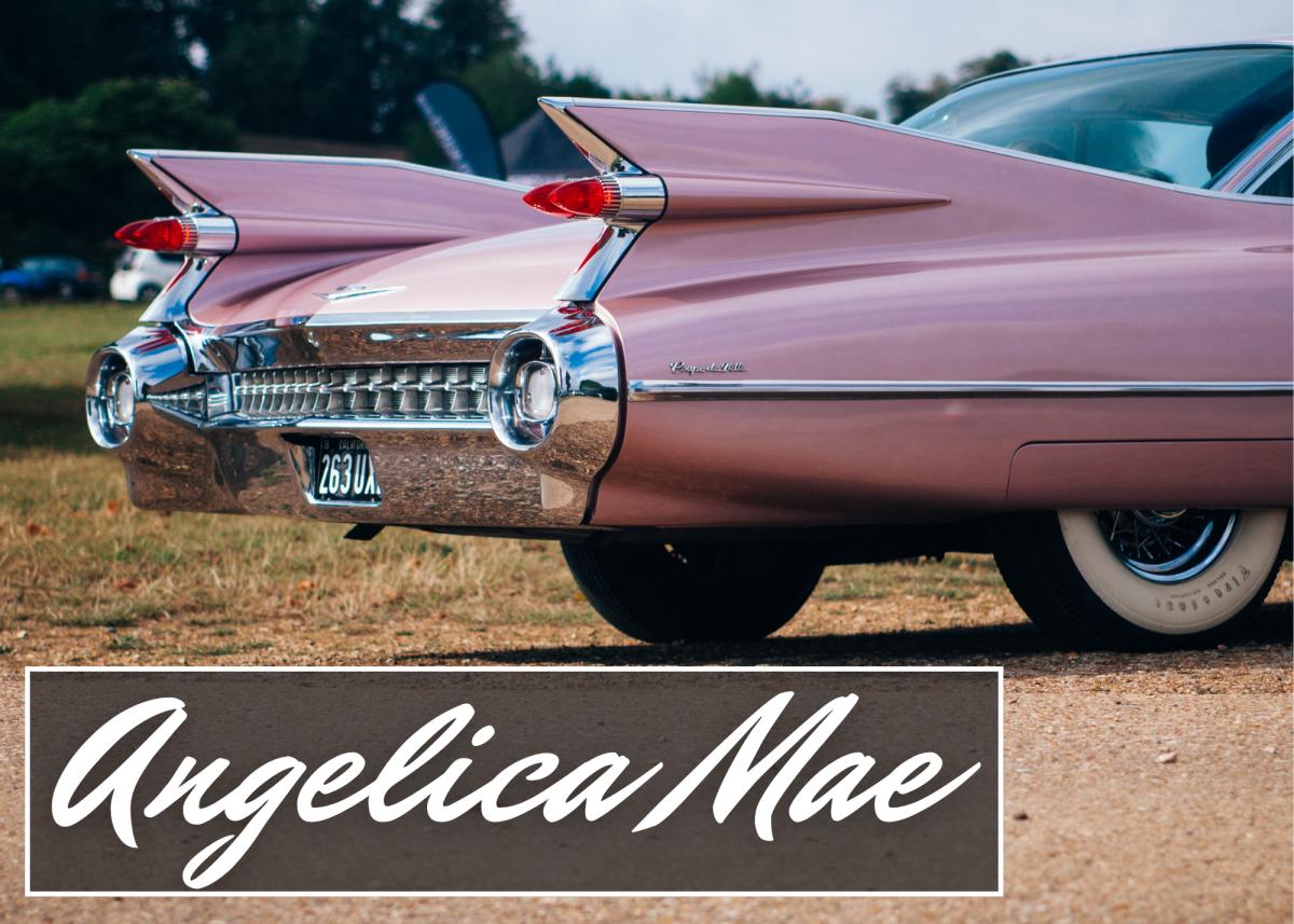 Angelica Mae