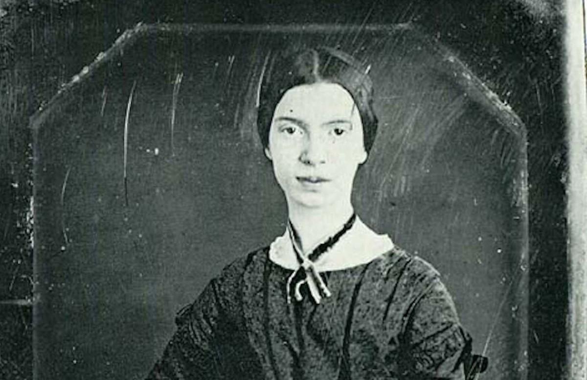 Emily Dickinson - age 17