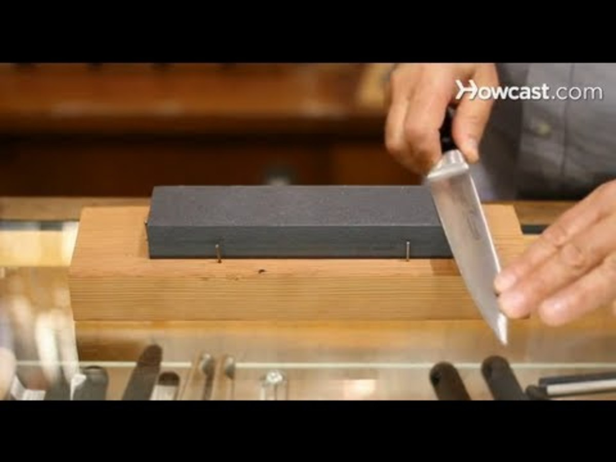 Guide to buying a sharpening stone set as a gift