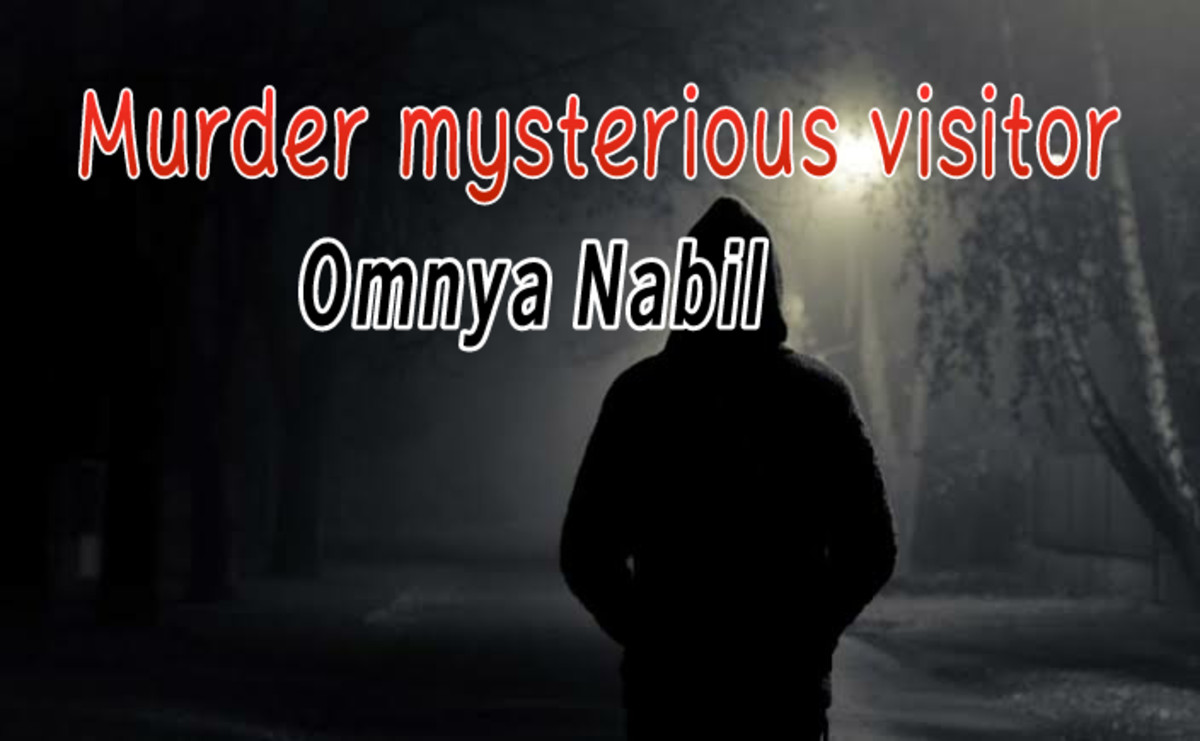 Murder The Mysterious Visitor