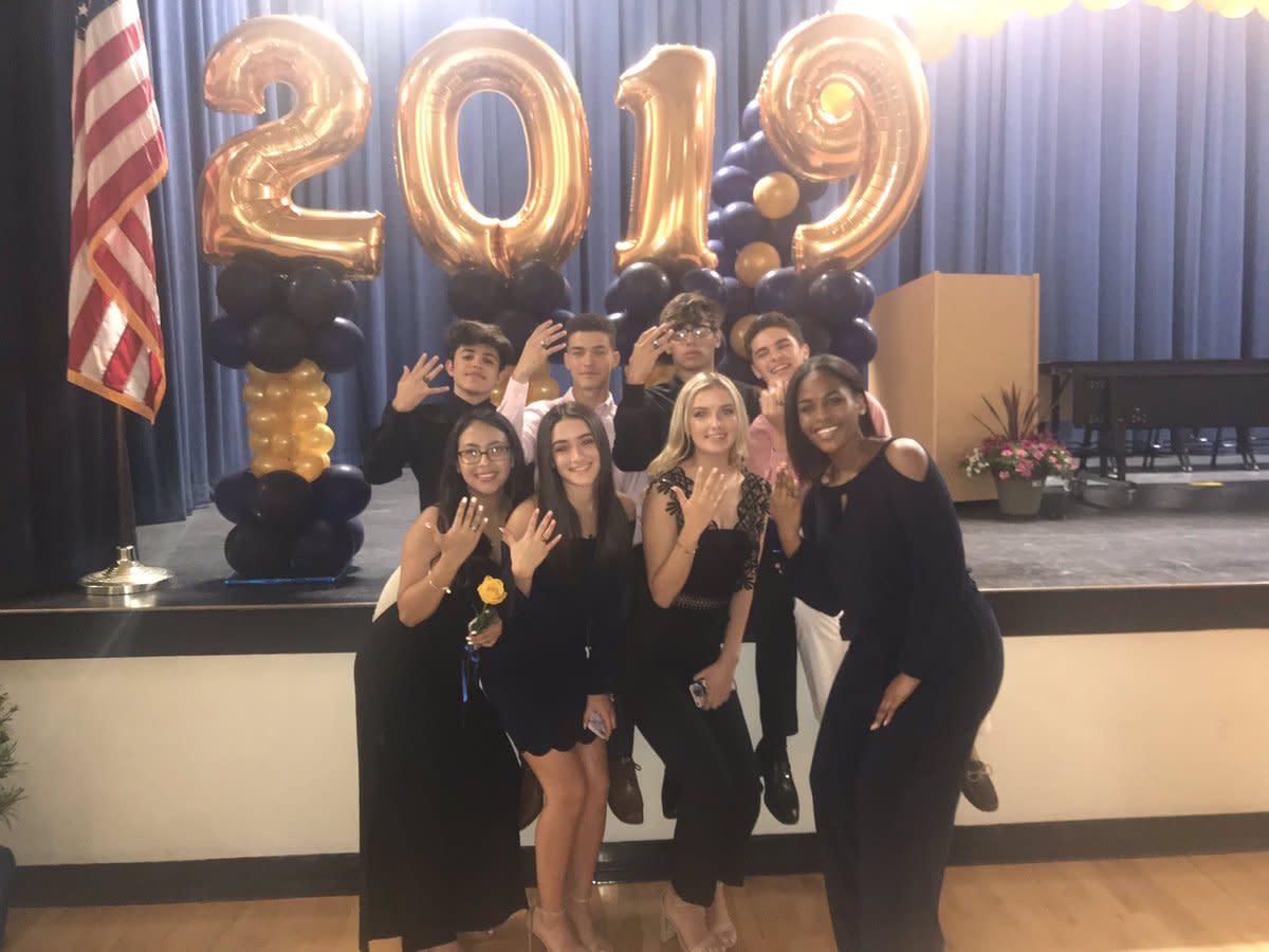 A few of our 2019 graduating seniors