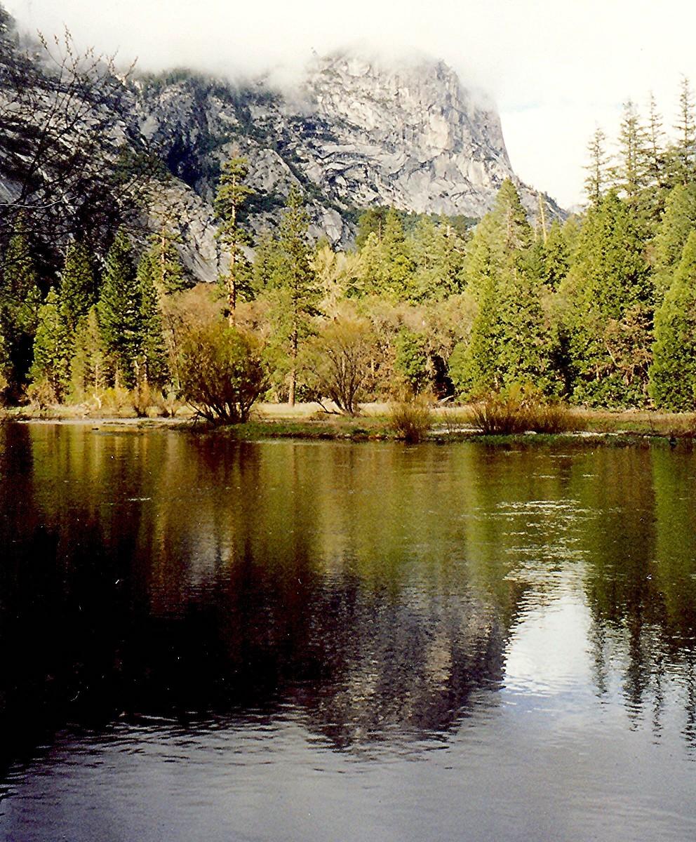 Mirror Lake - Yosemite