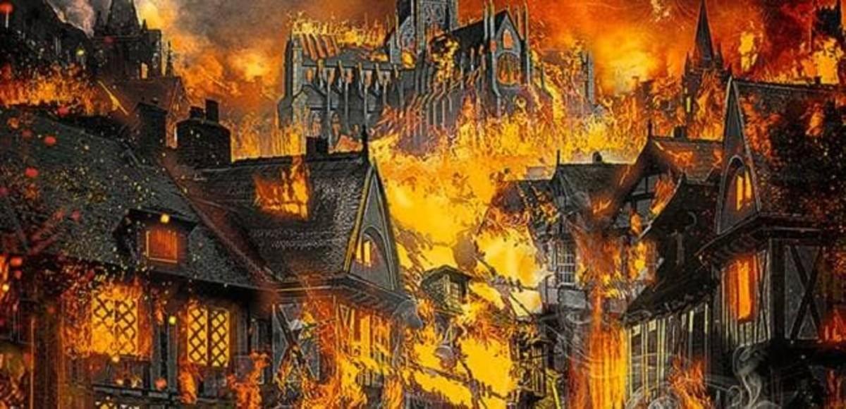 London Great Fire