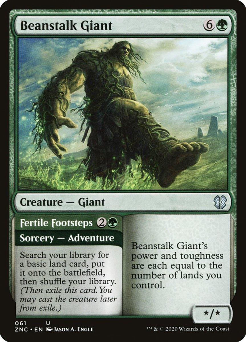 Beanstalk Giant mtg