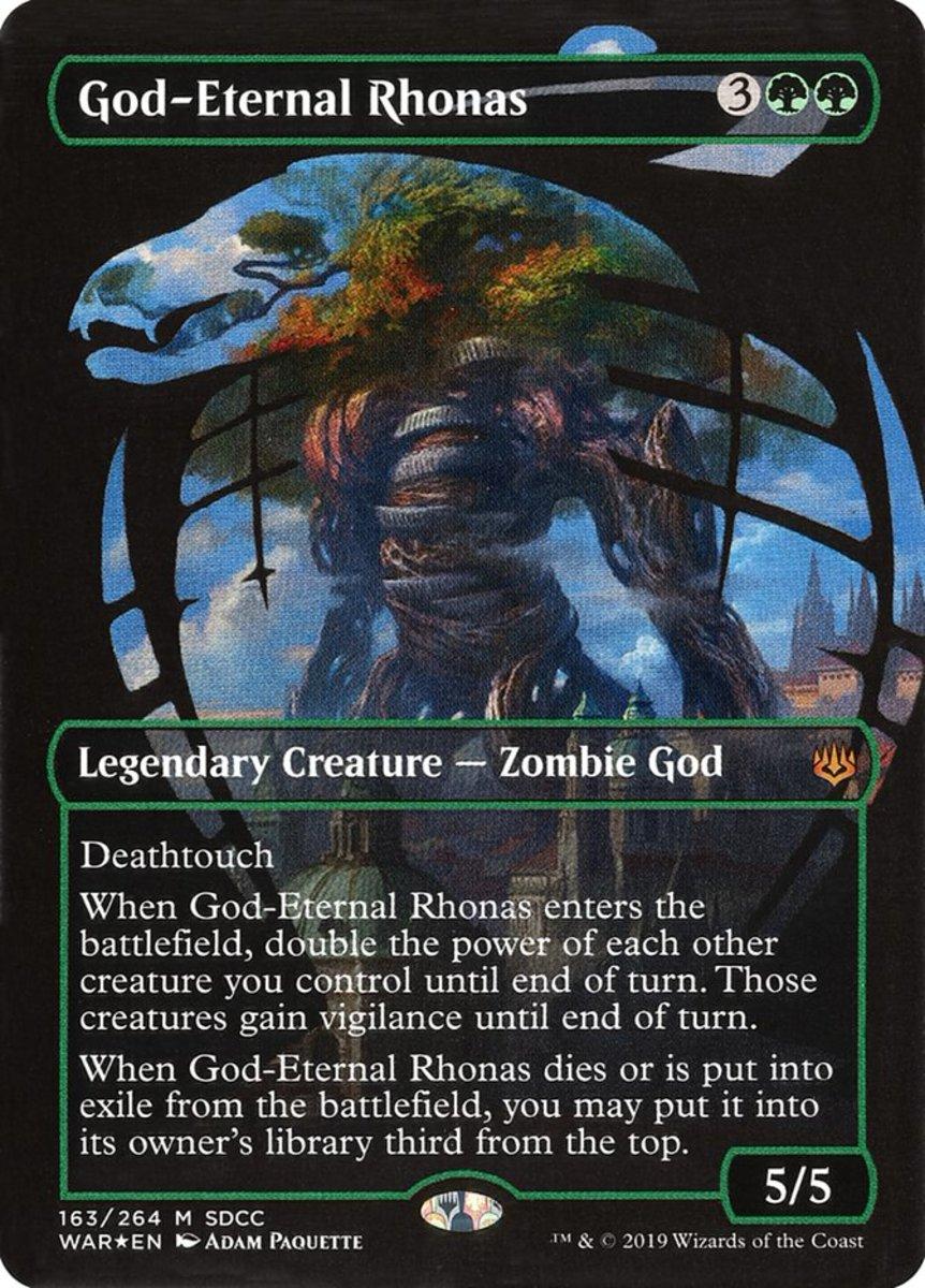 God-Eternal Rhonas mtg