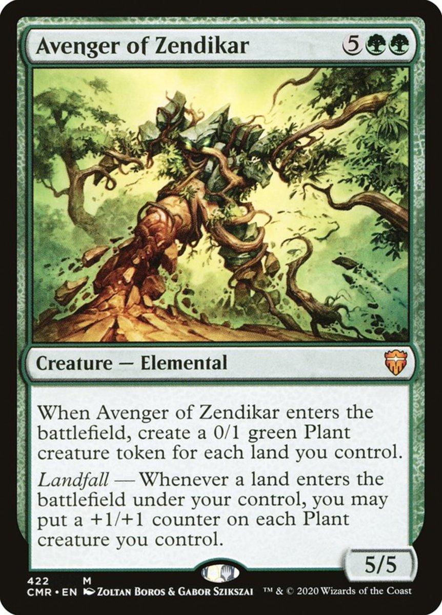 Avenger of Zendikar mtg