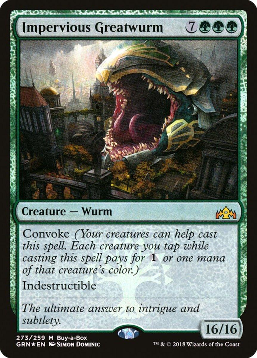 Impervious Greatwurm mtg