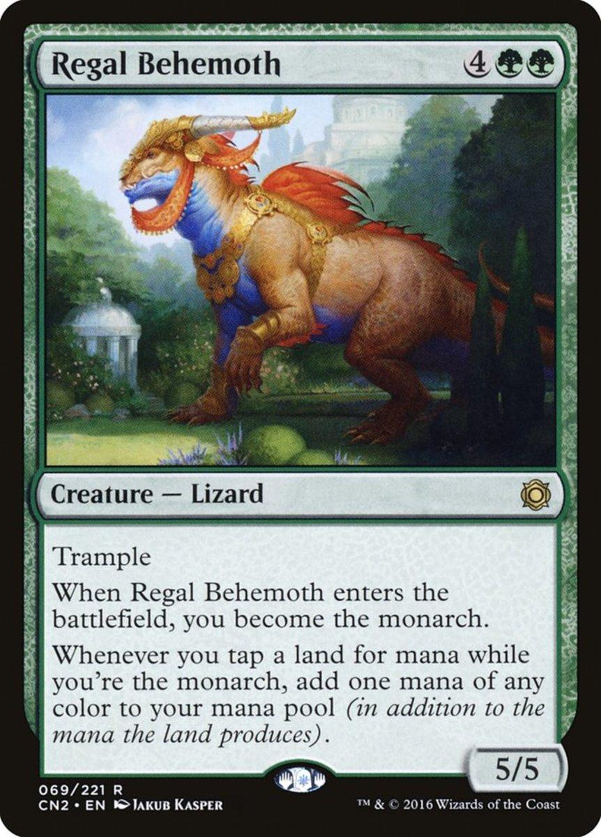 Regal Behemoth mtg