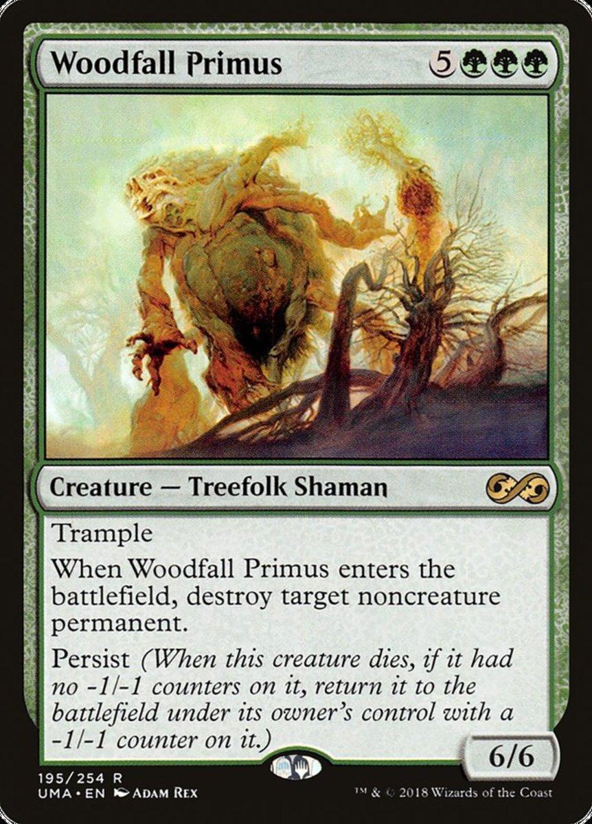 Woodfall Primus mtg