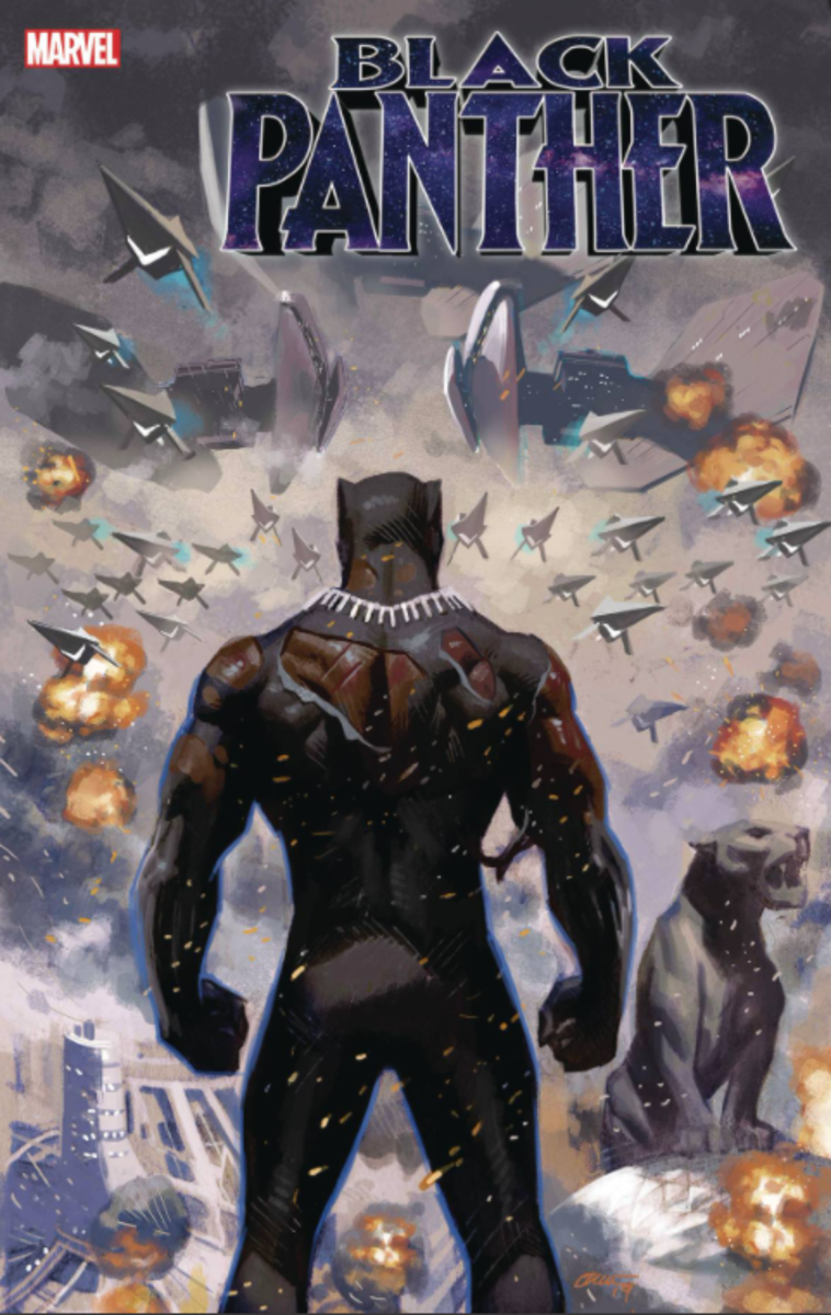 Black Panther #25 will be the final issue written by Ta-Nehisi Coates.