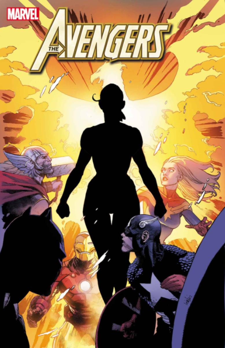 Avengers #44. Jason Aaron concludes his Enter The Phoenix storyline.
