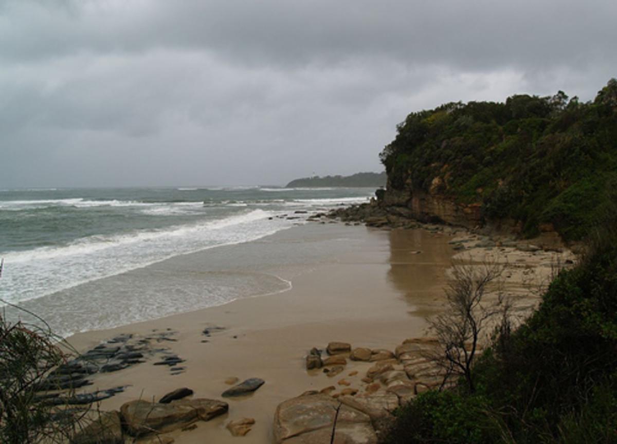 Jenny Dixon Beach, NSW, Australia