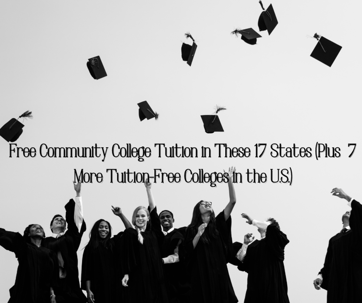Free Community College Tuition in These 17 States (Plus 7 More  Tuition-Free Colleges in the U.S.)