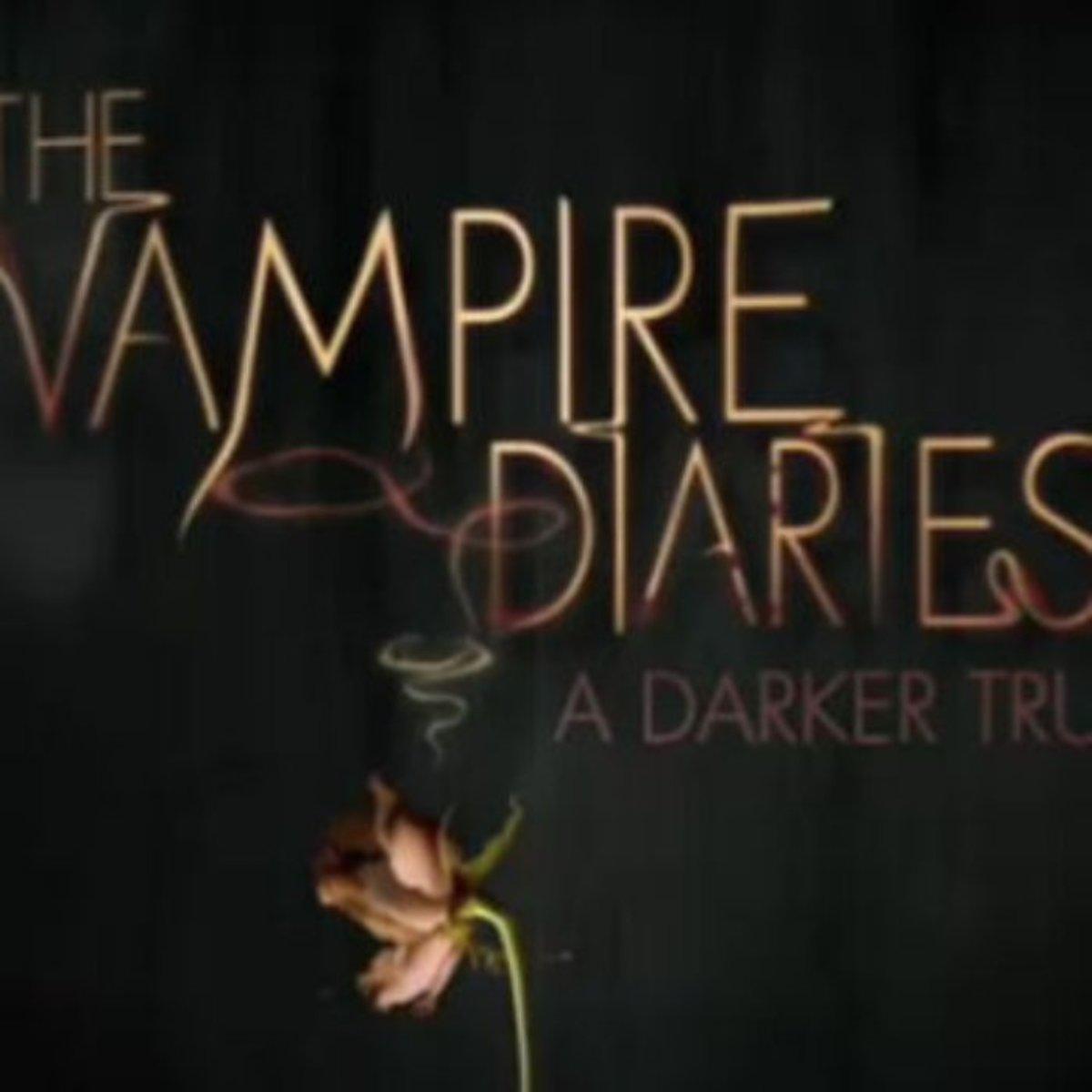 Vampire Diaries: A Darker Truth Poster