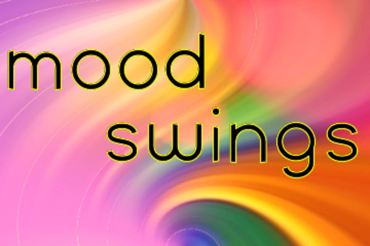 Poem: Mood Swings
