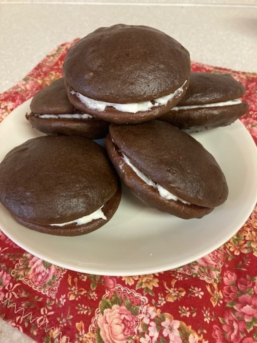 Gobs: A Western PA Version of the Amish Whoopie Pie