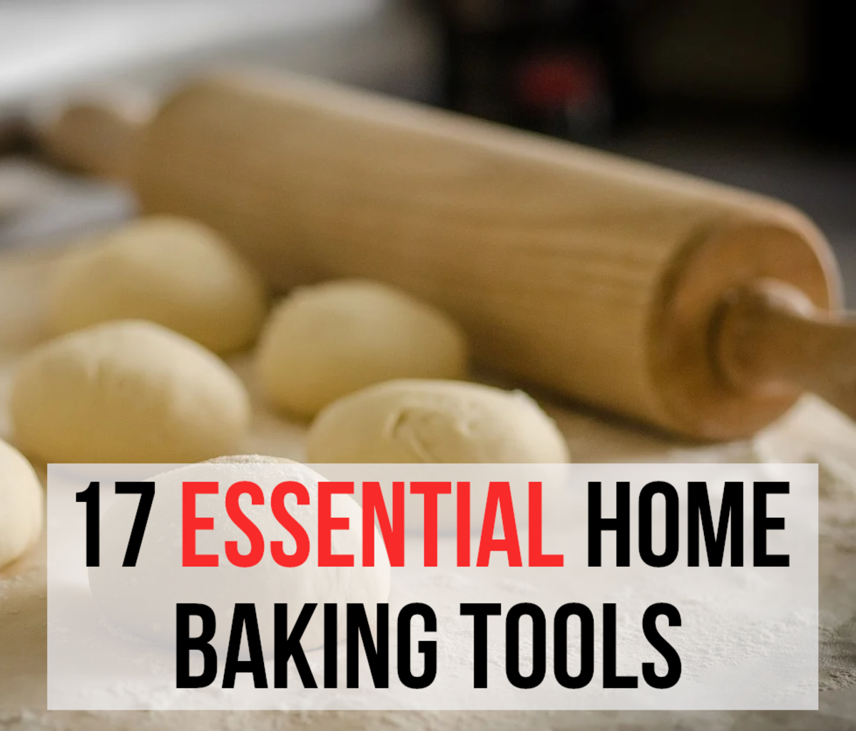 For my 17 best baking tools, please read on...
