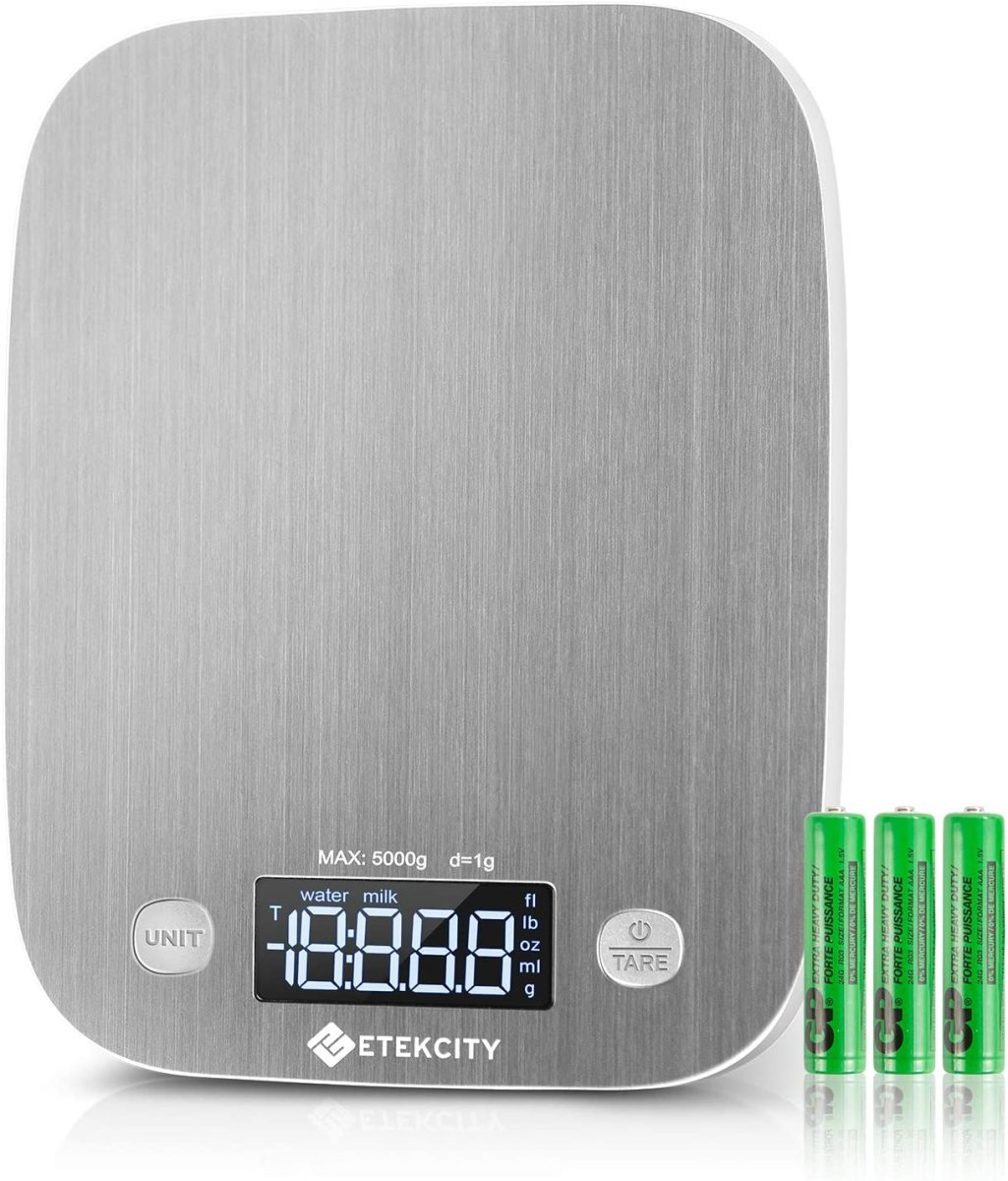 Etekcity Food Kitchen Scale