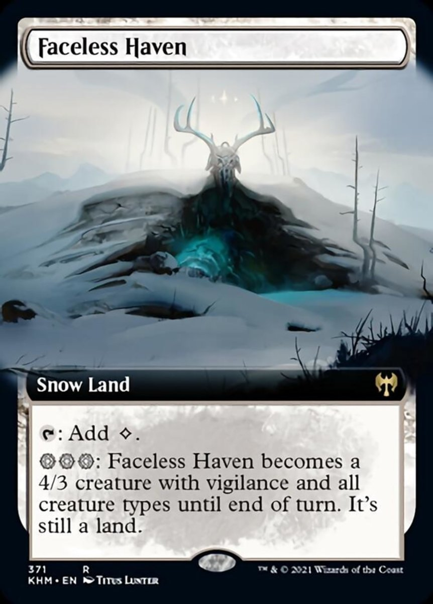 Faceless Haven mtg