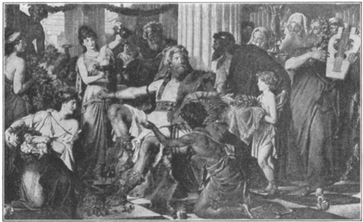 Alaric at Athens