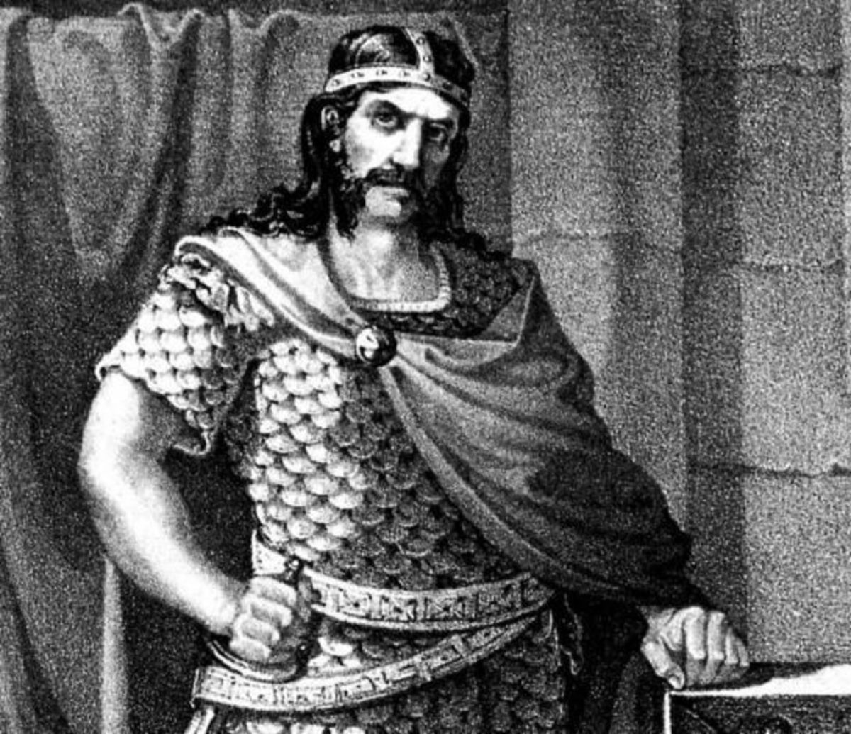 Remarkable Leaders of the Old World: Alaric the Visigoth