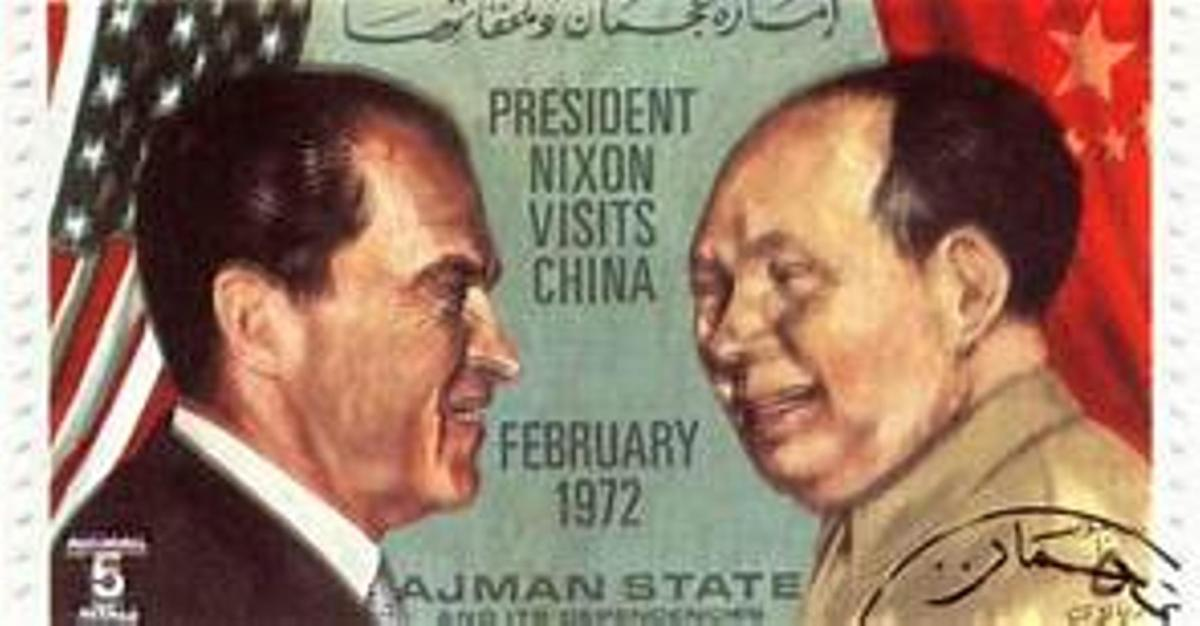 Seven Days That Changed World History With Richard Nixon's Visit to China in 1972
