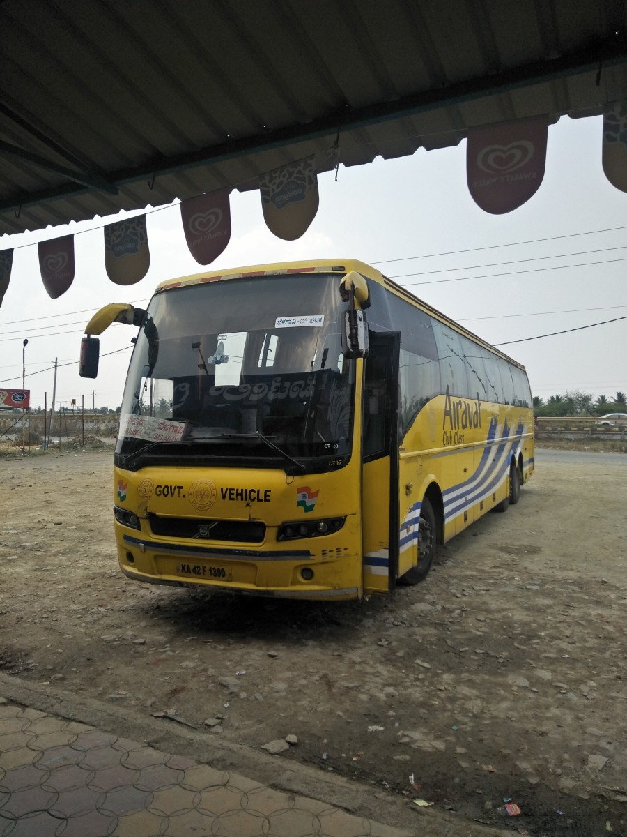 Front view of Airawata Gold Class
