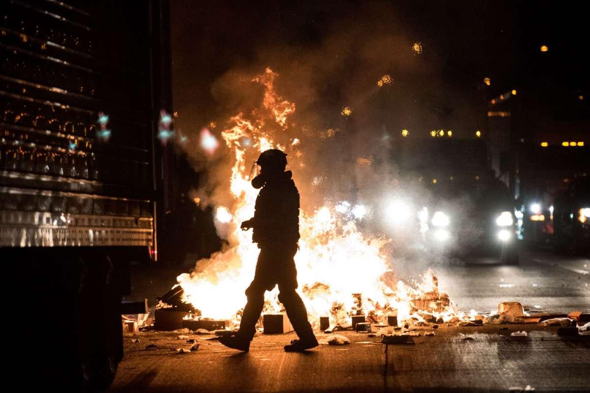 Charlotte Riots for Keith Lamont Scott