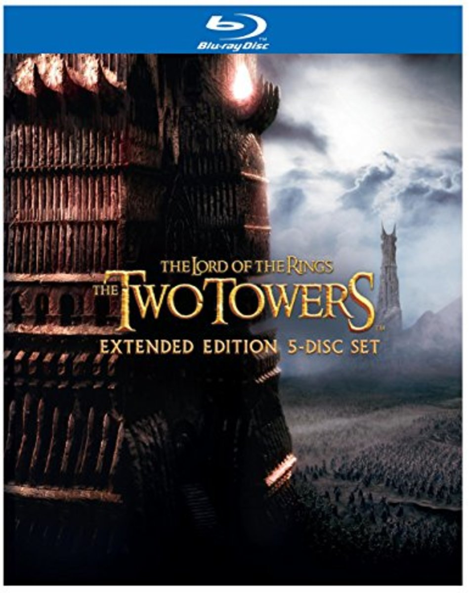 Movie Review: The Lord of the Rings: The Two Towers Extended Edition (2002)