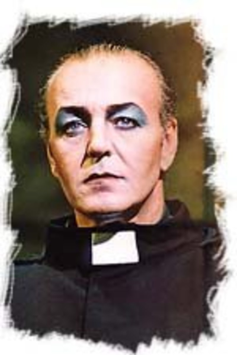 Michel Pascal as Frollo