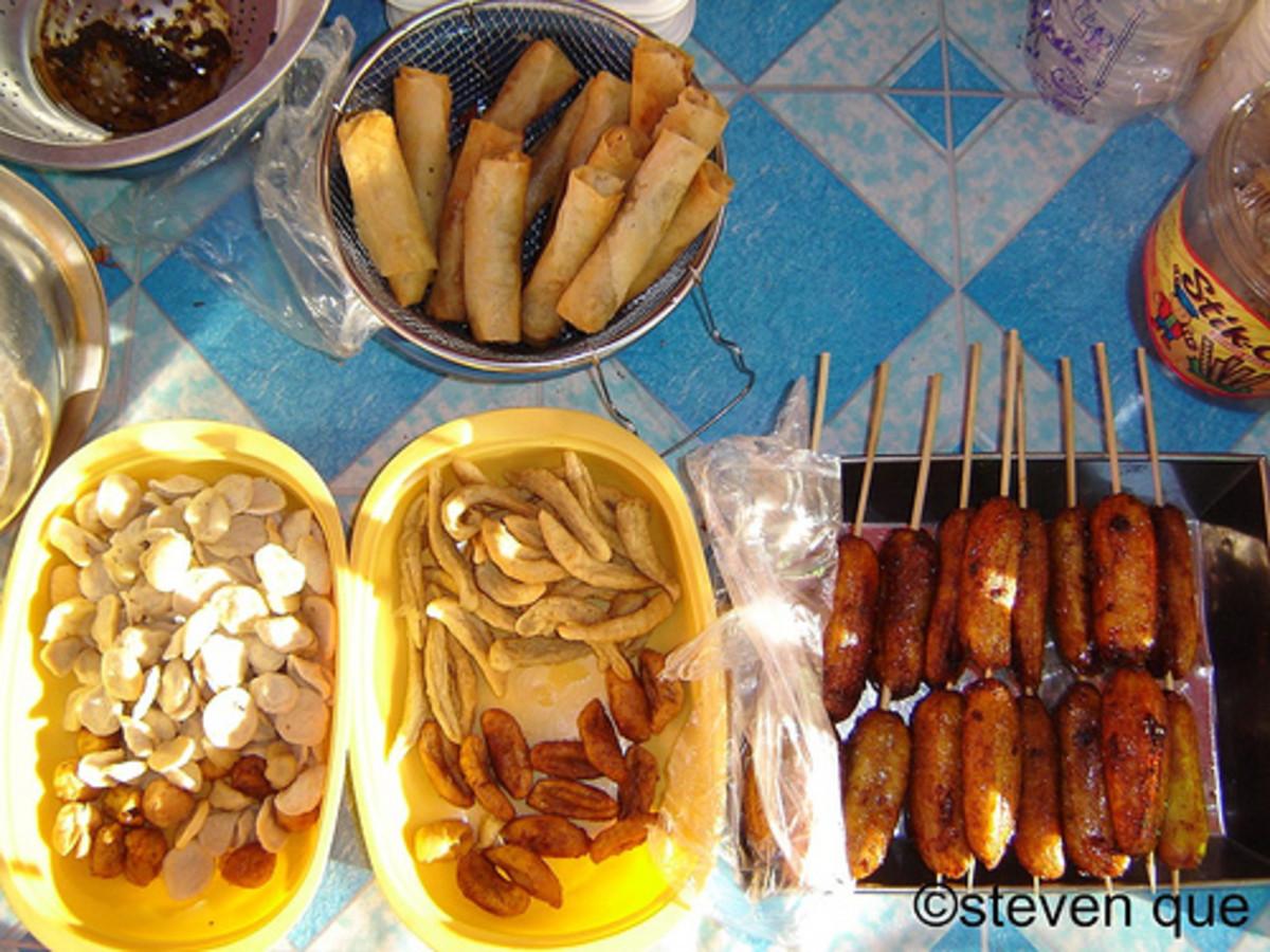 Philippine street foods http://cavitedailyphoto.blogspot.com
