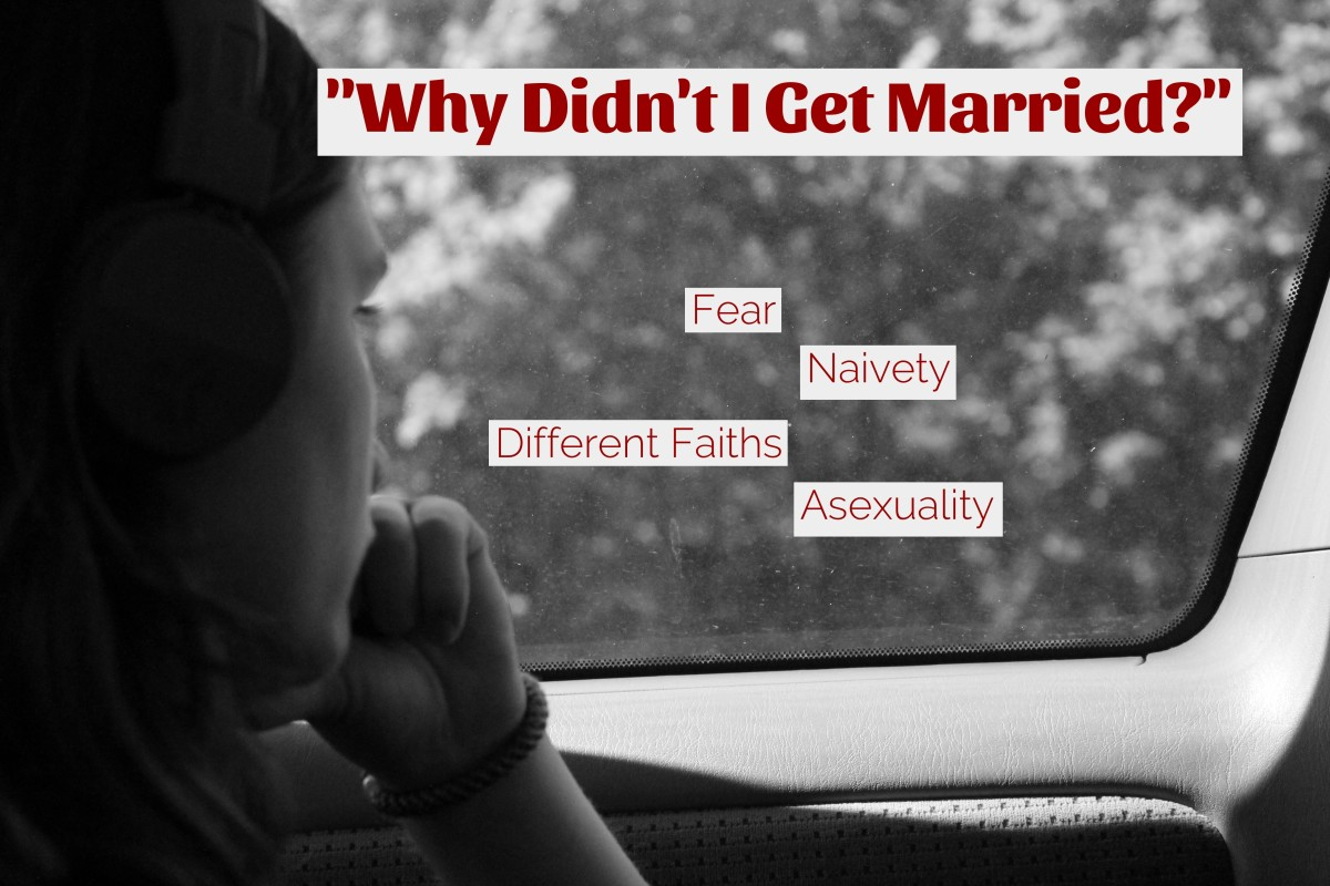 Why did some people not get married?