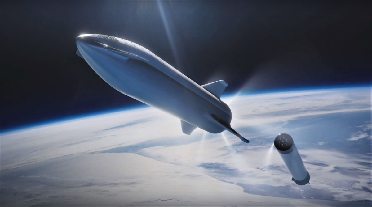 Concept Image of the BFR