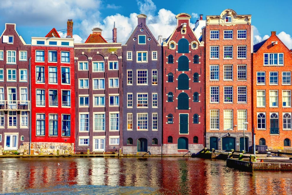 5 Reasons that Amsterdam is the Coolest City in Europe