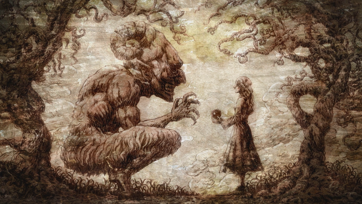 Courtesy of Wit Studio. Marley teaches all its people from an early age that Eldians are literally children of the devil, as that their ancestor, Ymir, made a pact to gain the titan powers.  And is passed down to all her descendants.