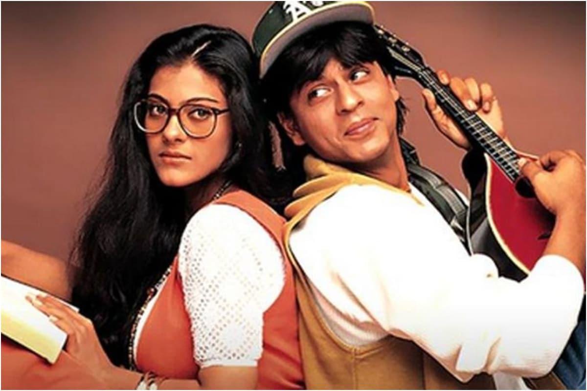 Shahrukh and Kajol - DDLJ