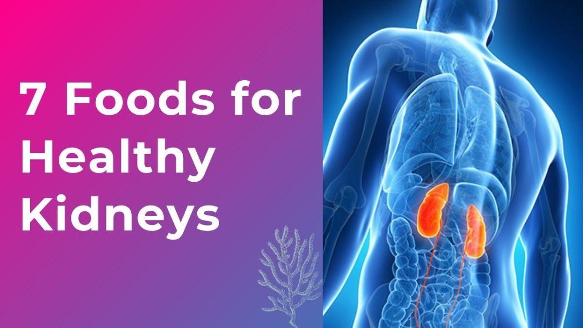 Foods for Healthy Kidneys