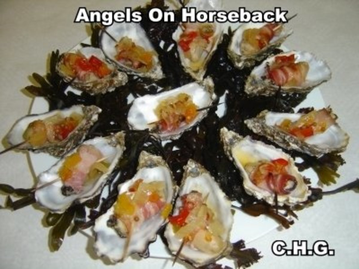 Angels On Horseback Are So Delicious And Easy To Make