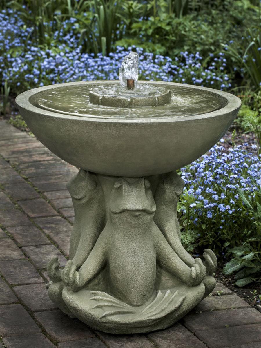 Zen III Fountain