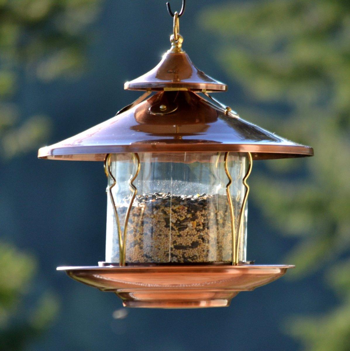 H Potter Northern Garden Wild Bird Feeder