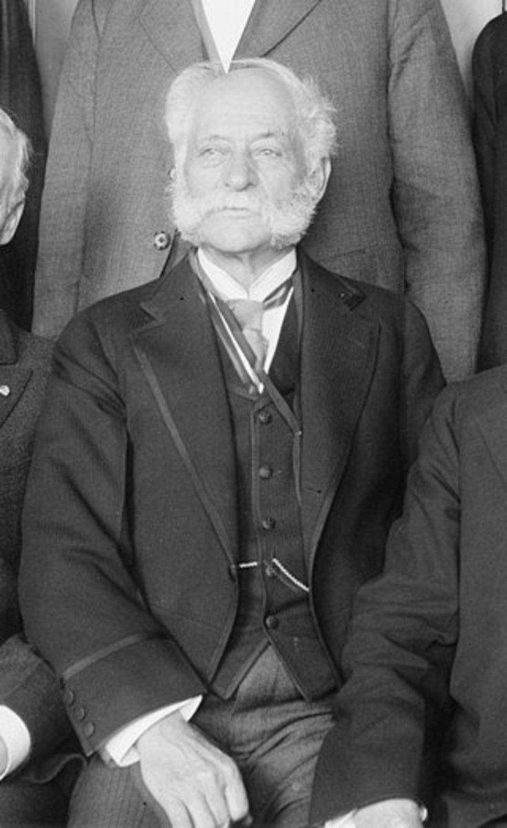 H.J. Heinz in 1917.