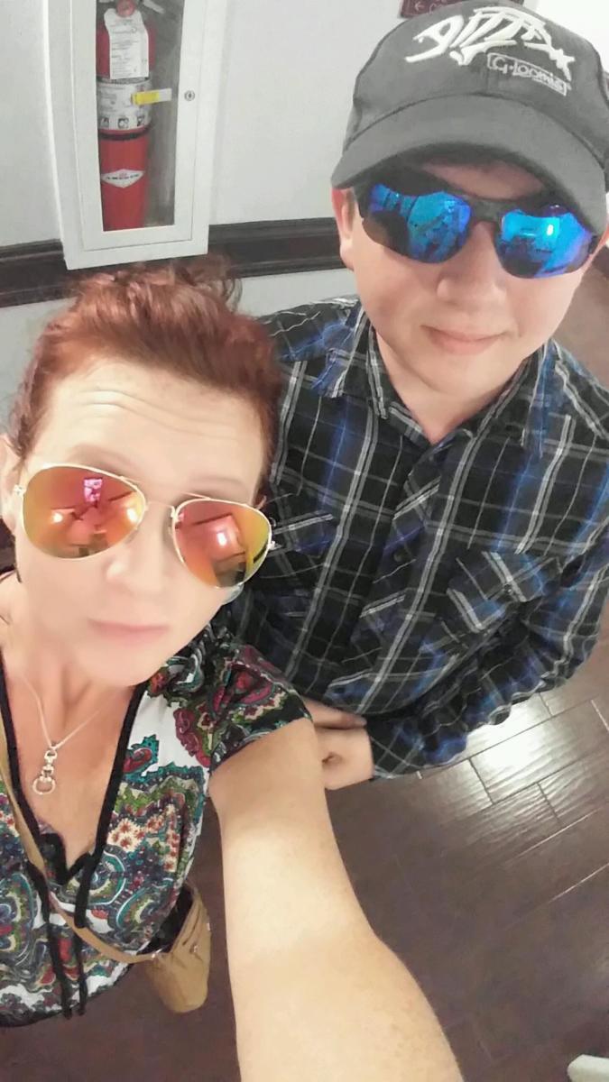 Susan and Evan