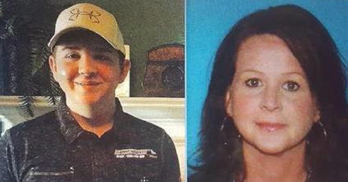 Missing: Susan Lynn Osborn and Evan Cartrand