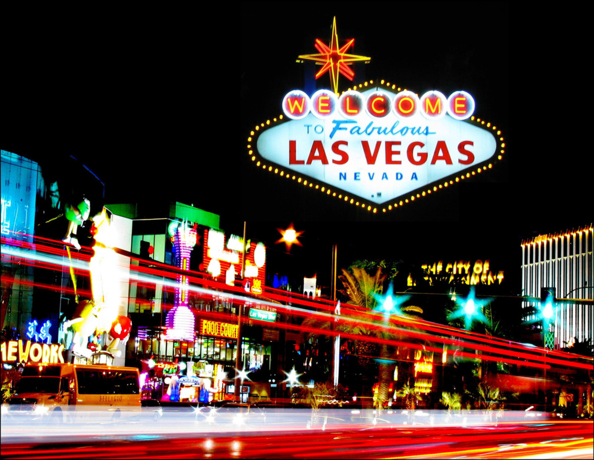 Las Vegas, Nevada - Top Vacation Destinations for the Summer