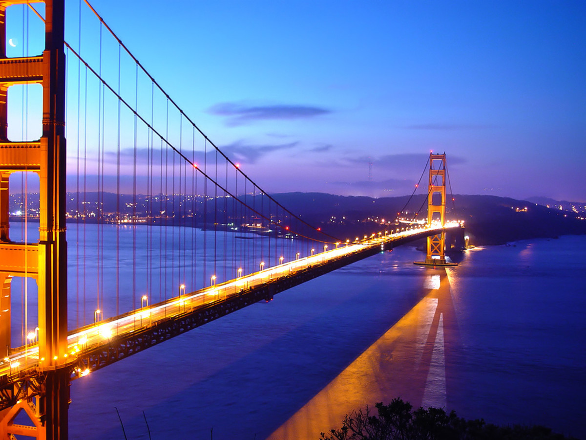 San Francisco, California - Top Vacation Destinations for the Summer