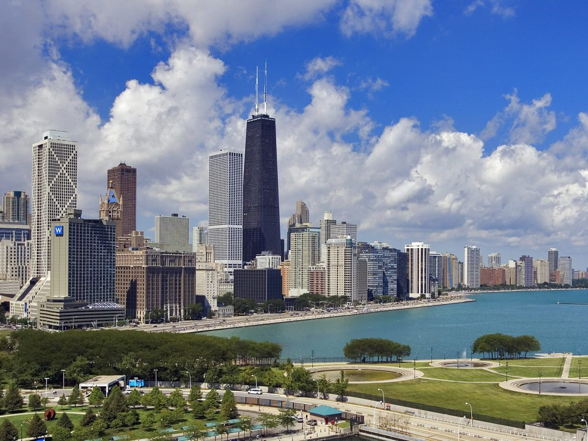 Chicago, Illinois - Top Vacation Destinations for the Summer